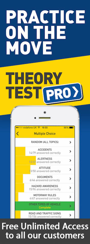 Theory Test Pro - Learning Materials Free